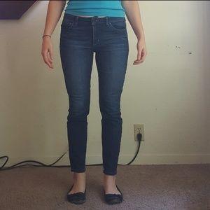 Joe's Jeans Dark Wash Skinny Ankle Jeans Size 30